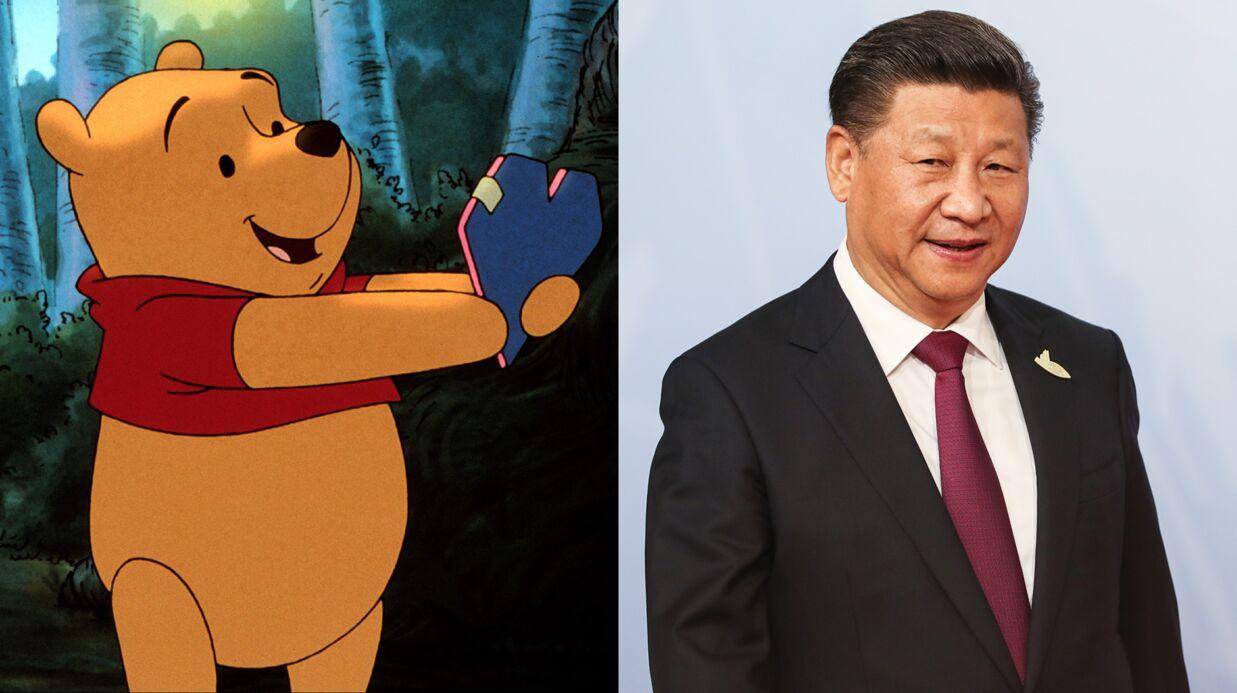 Jugé trop ressemblant avec le président Xi Jinping, Winnie l'Ourson est censuré en Chine