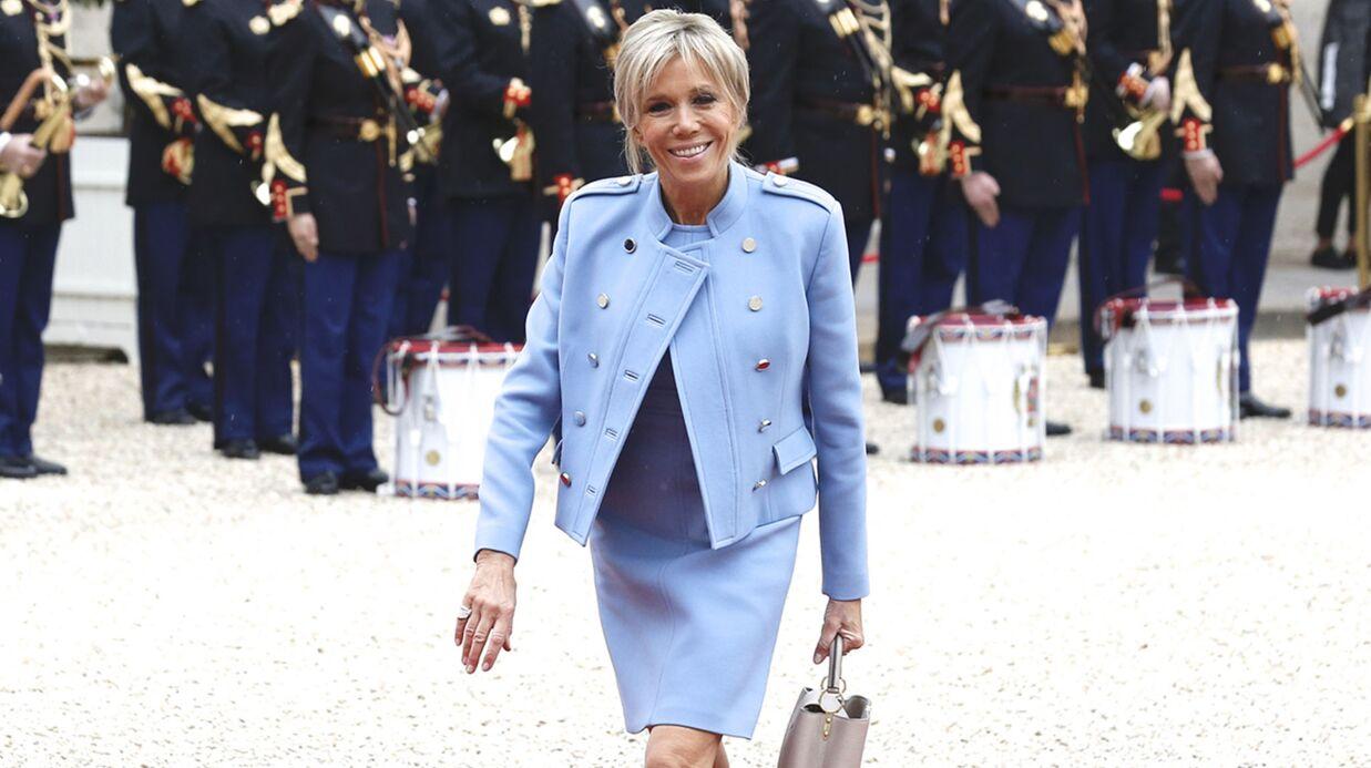 Brigitte Macron: les couturiers français expliquent pourquoi ils adorent l'habiller