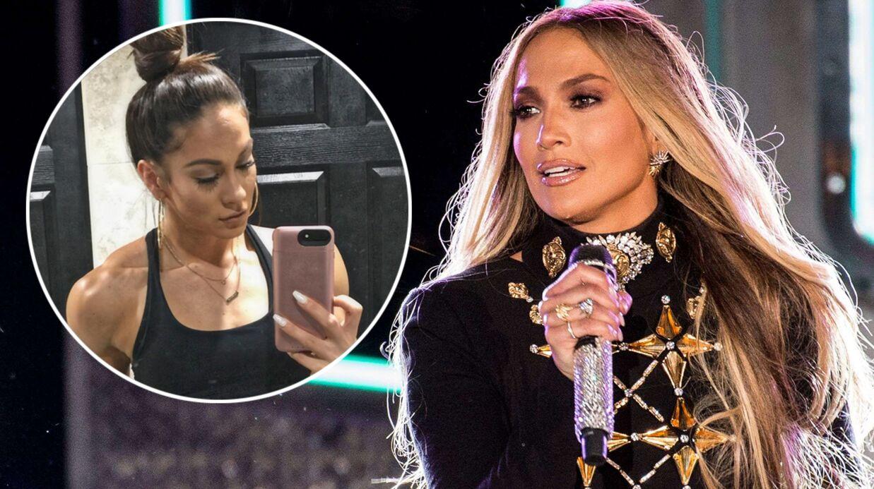 PHOTOS Jennifer Lopez a un sosie culturiste, la ressemblance est frappante