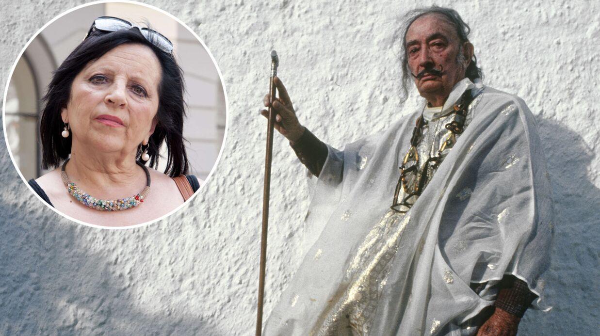 Salvador Dali: 28 ans après sa mort, son corps a été exhumé pour un test de paternité