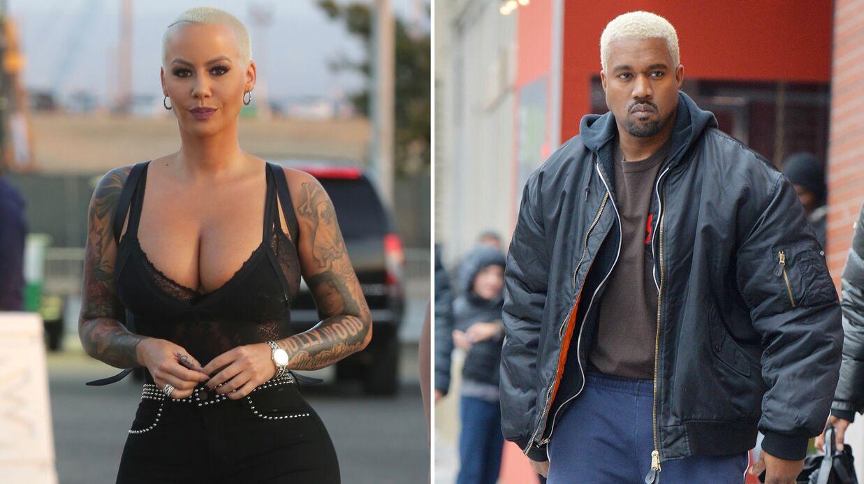 Amber Rose sur sa rupture avec Kanye West: «Si j'avais dû me tuer, je l'aurais fait à ce moment-là»