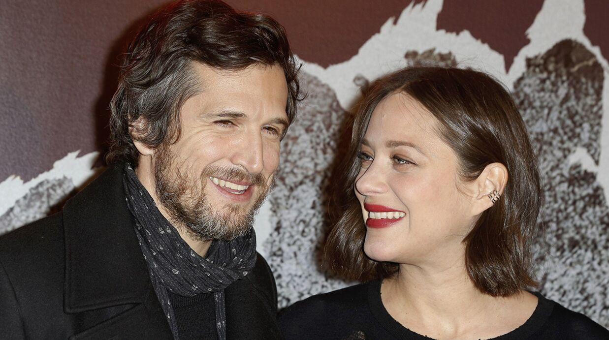 Guillaume Canet se rase la tête, Marion Cotillard adore