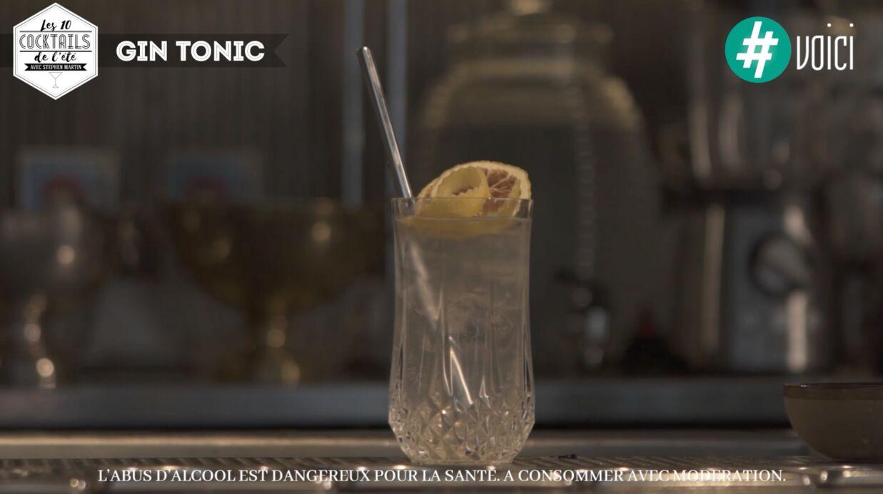 Les 10 cocktails de l'été de Stephen Martin: le gin tonic