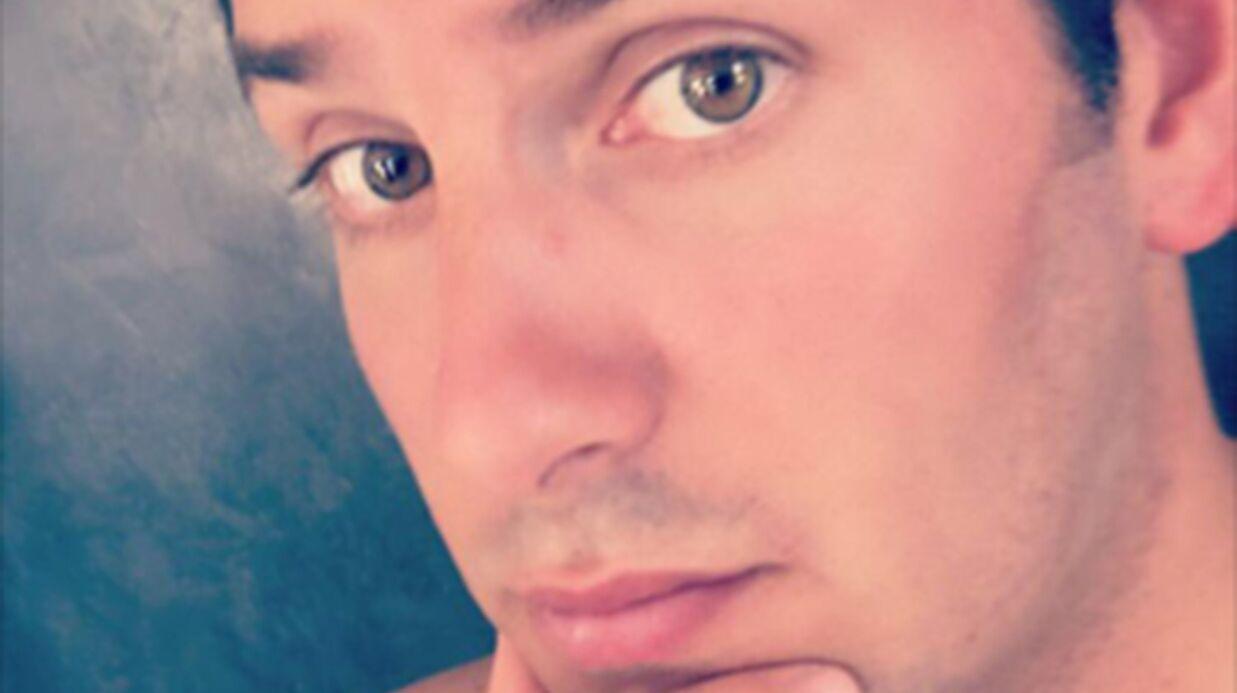 PHOTO Maxime Guény méconnaissable sans sa barbe!