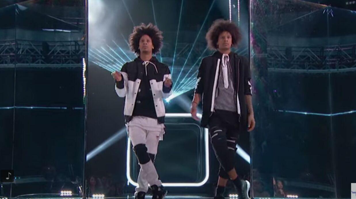Les Twins (Incroyable talent) gagnent un concours de danse américain et éblouissent Jennifer Lopez