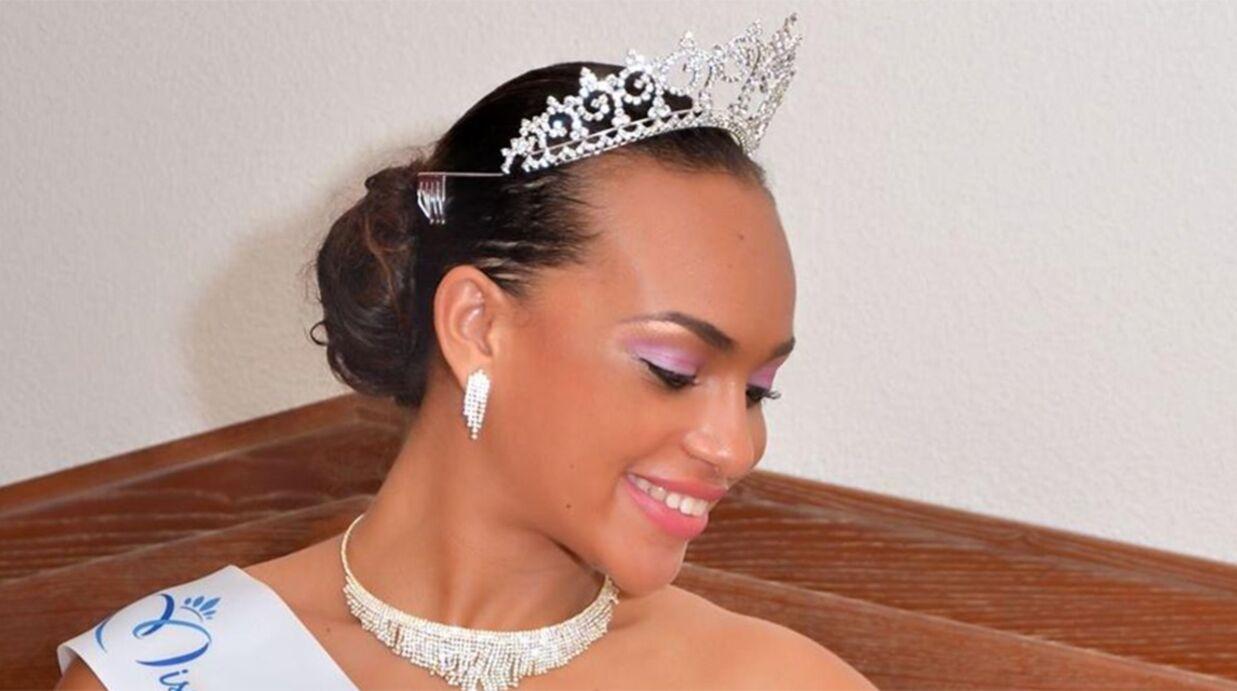 Élue Miss Martinique 2017, elle ne pourra pas se présenter à l'élection de Miss France