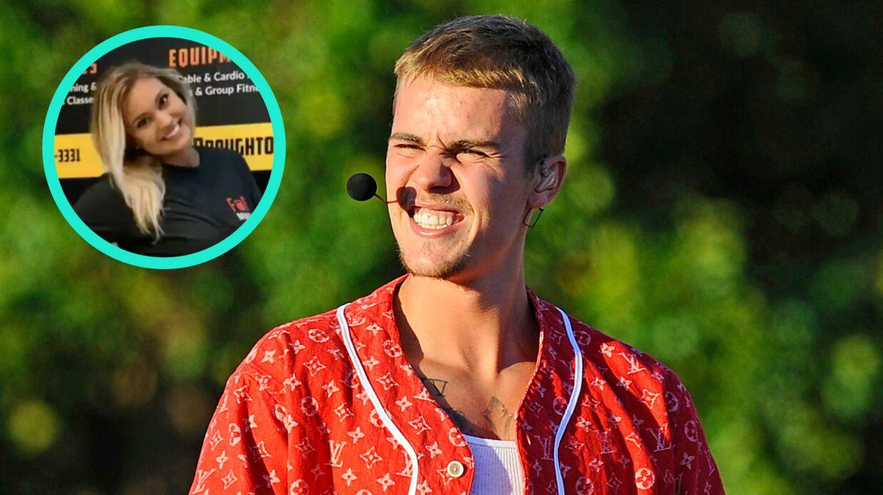 Justin Bieber fait tout pour retrouver une jolie blonde, elle lui met un GROS râteau
