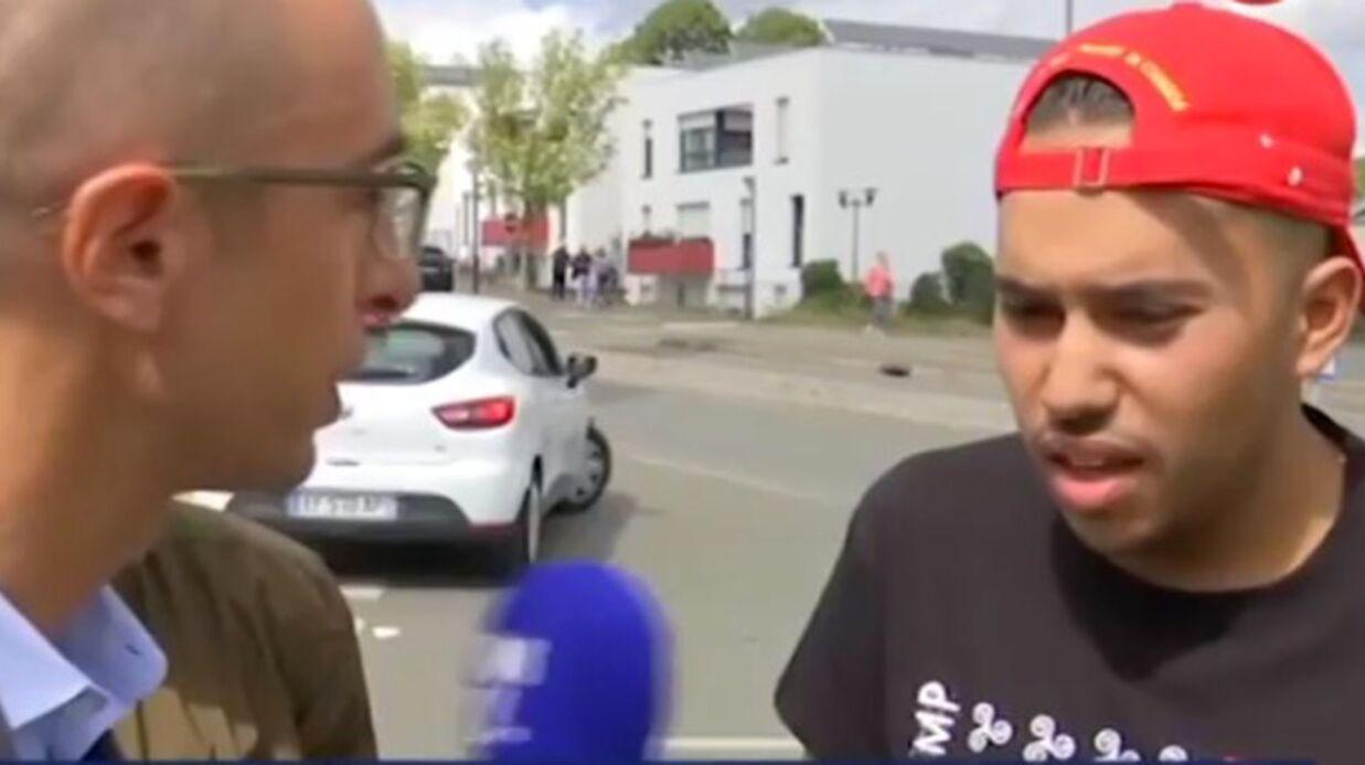 VIDEO Un supporter de l'OM piège un journaliste de BFMTV et c'est très drôle
