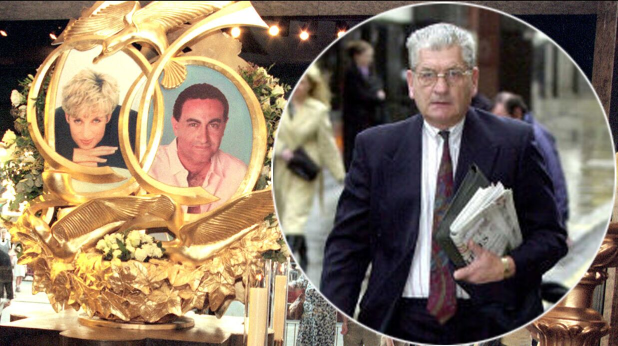 Diana: son secrétaire particulier clame qu'elle n'était pas amoureuse de Dodi Al-Fayed
