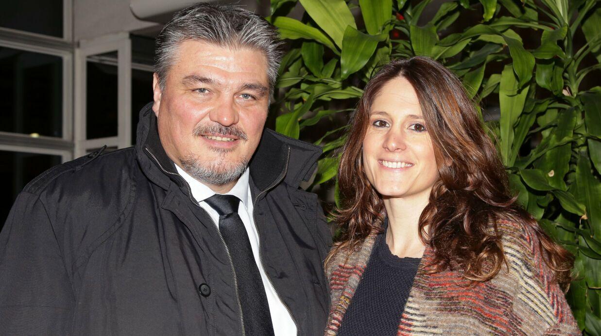 David Douillet s'est marié avec Vanessa Carrara ce week-end!
