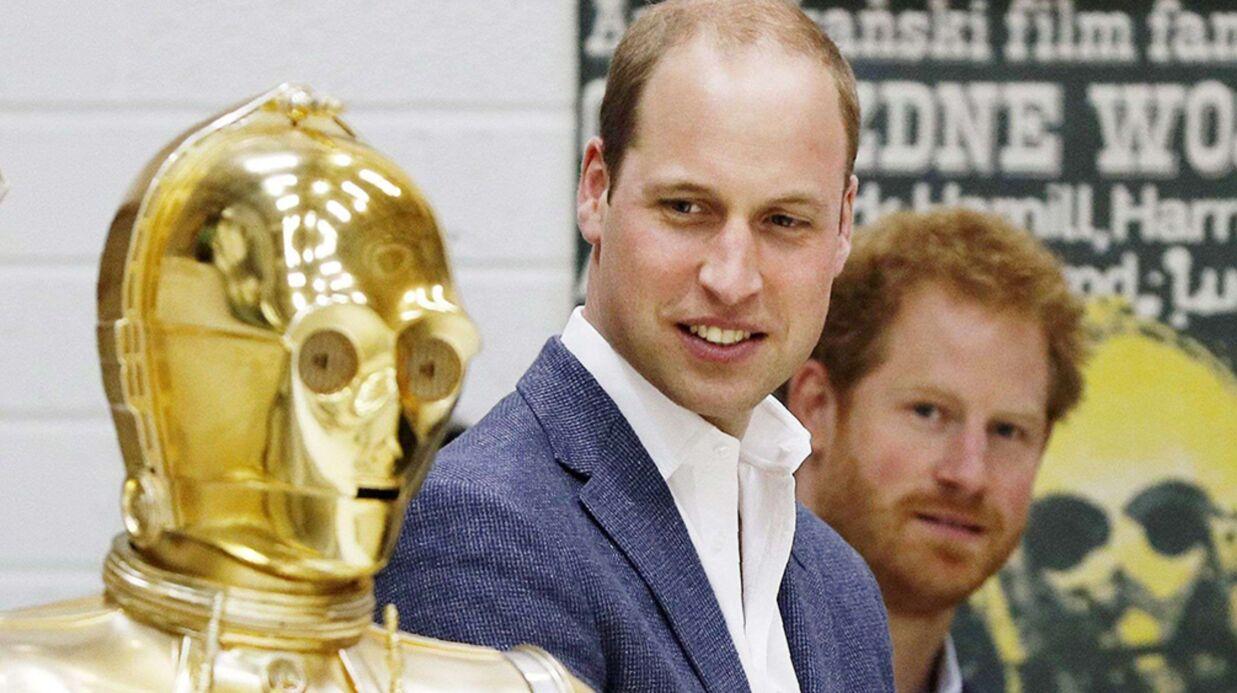 Les princes William et Harry dans le prochain Star Wars? John Boyega l'affirme
