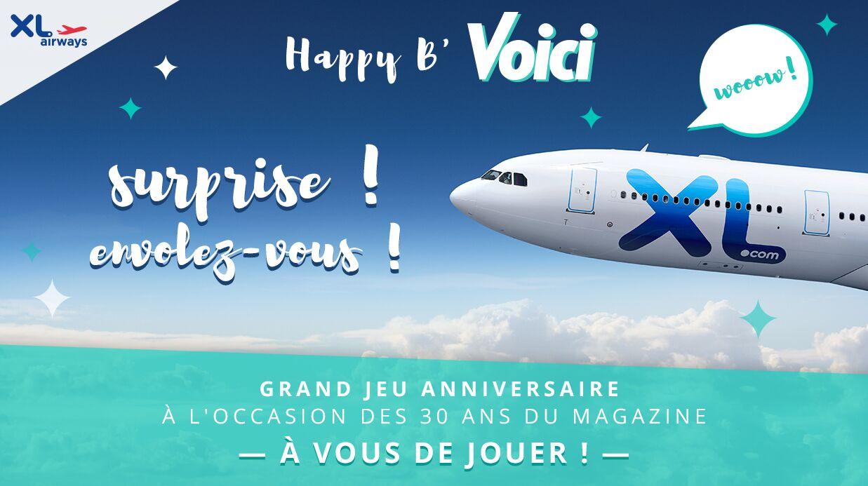 Jeu concours spécial 30 ans: gagnez 2 billets d'avion pour la Martinique ou la Guadeloupe