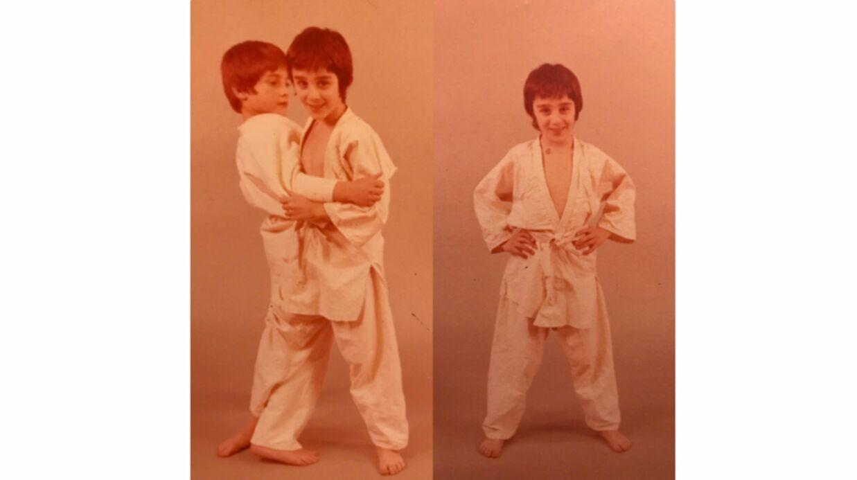 Devinette: qui est cette star française fan d'arts martiaux?