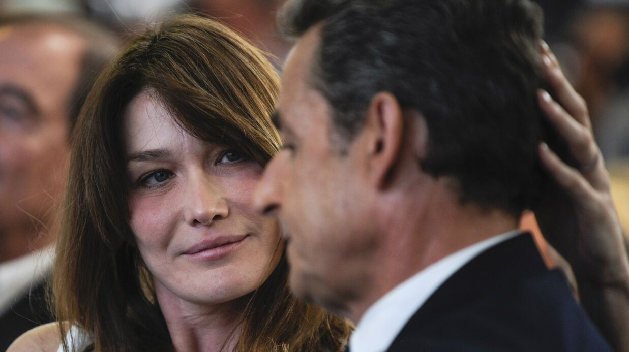 Carla Bruni raconte son coup de foudre pour Nicolas Sarkozy: «C'est une bombe atomique»