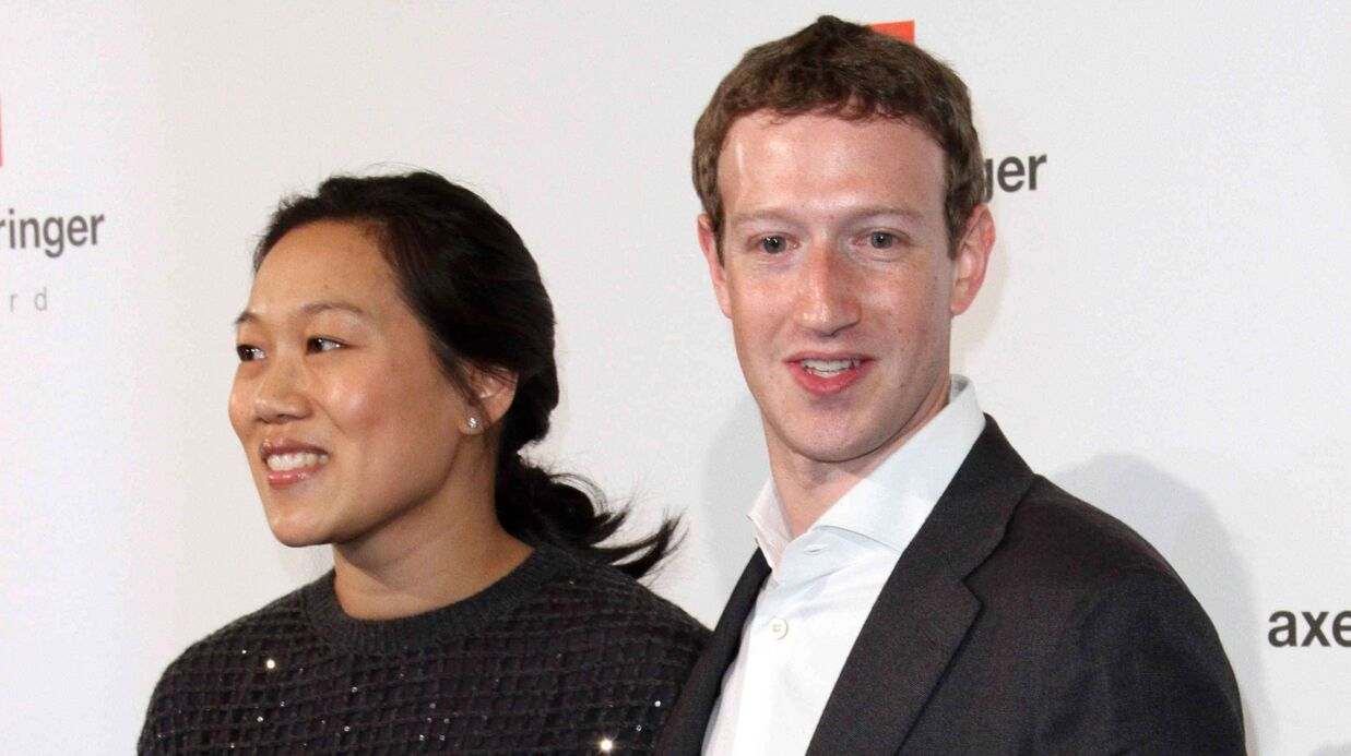 Mark Zuckerberg, double papa poule — Facebook