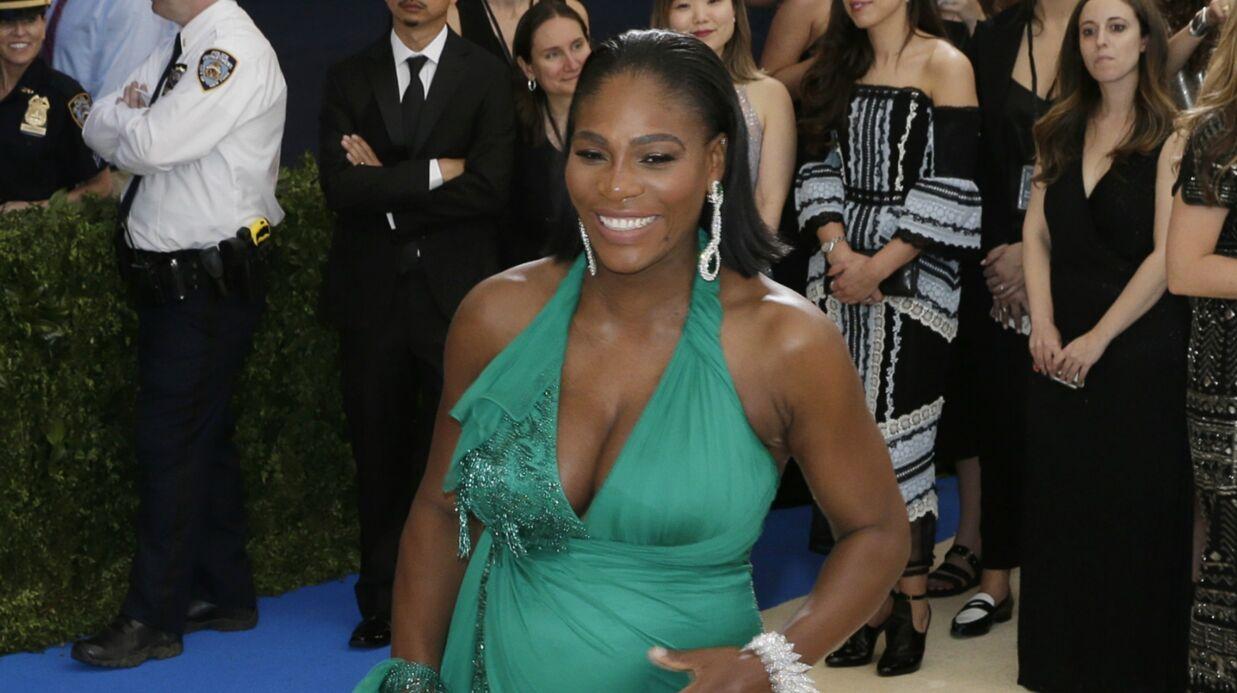 La joueuse de tennis Serena Williams a accouché d'une petite fille
