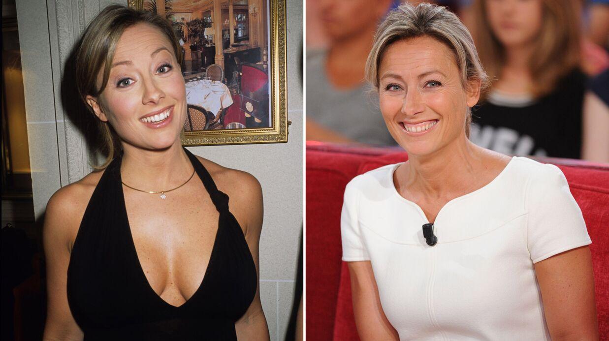 PHOTOS Anne-Sophie Lapix: retour sur l'évolution look de la nouvelle présentatrice du 20h de France 2