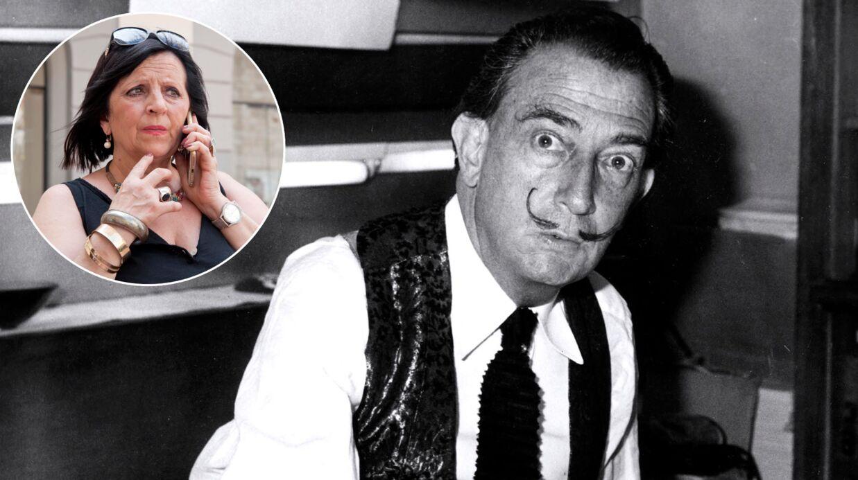 Salvador Dali: l'ADN a parlé, la femme qui a fait exhumer son corps n'est pas sa fille