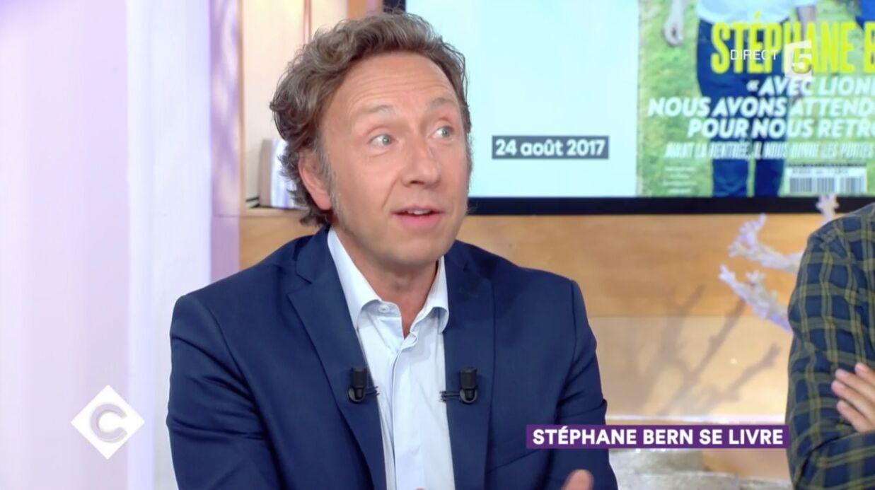 VIDEO Stéphane Bern explique comment il s'est retrouvé malgré lui en Une avec son compagnon Lionel