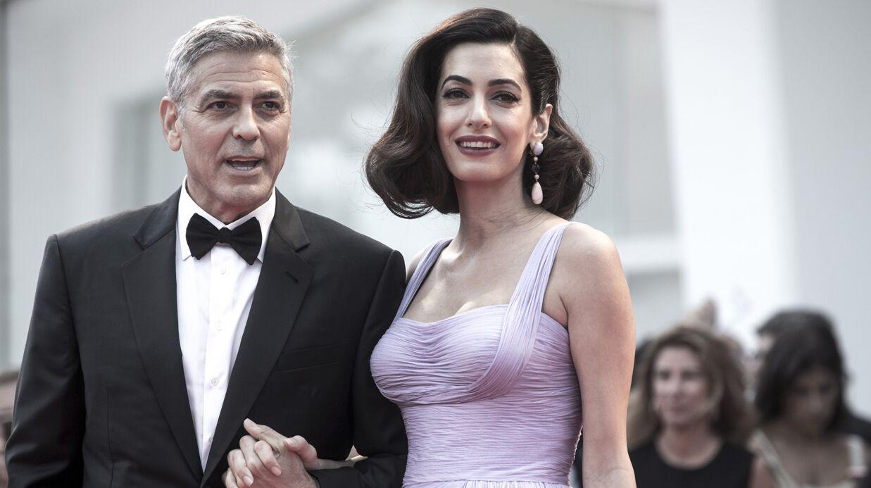 George et Amal Clooney accueillent un réfugié irakien chez eux et financent ses études