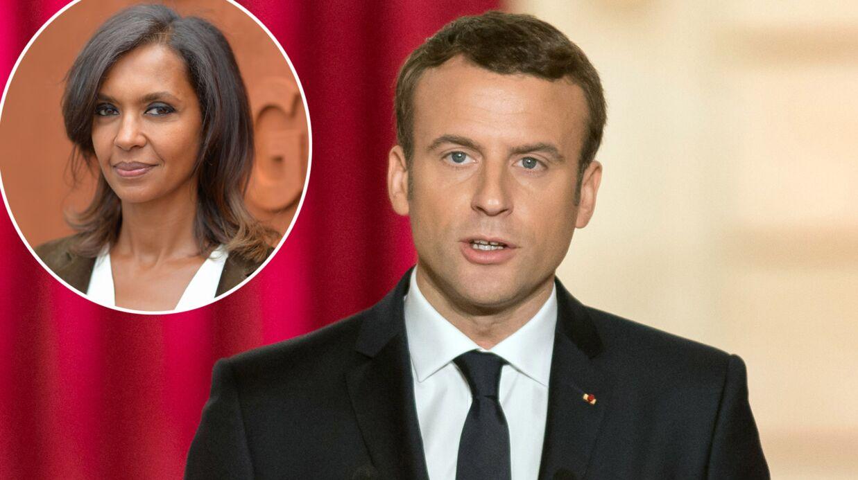 Emmanuel Macron: son jugement impitoyable sur Karine Le Marchand et son émission Une ambition intime