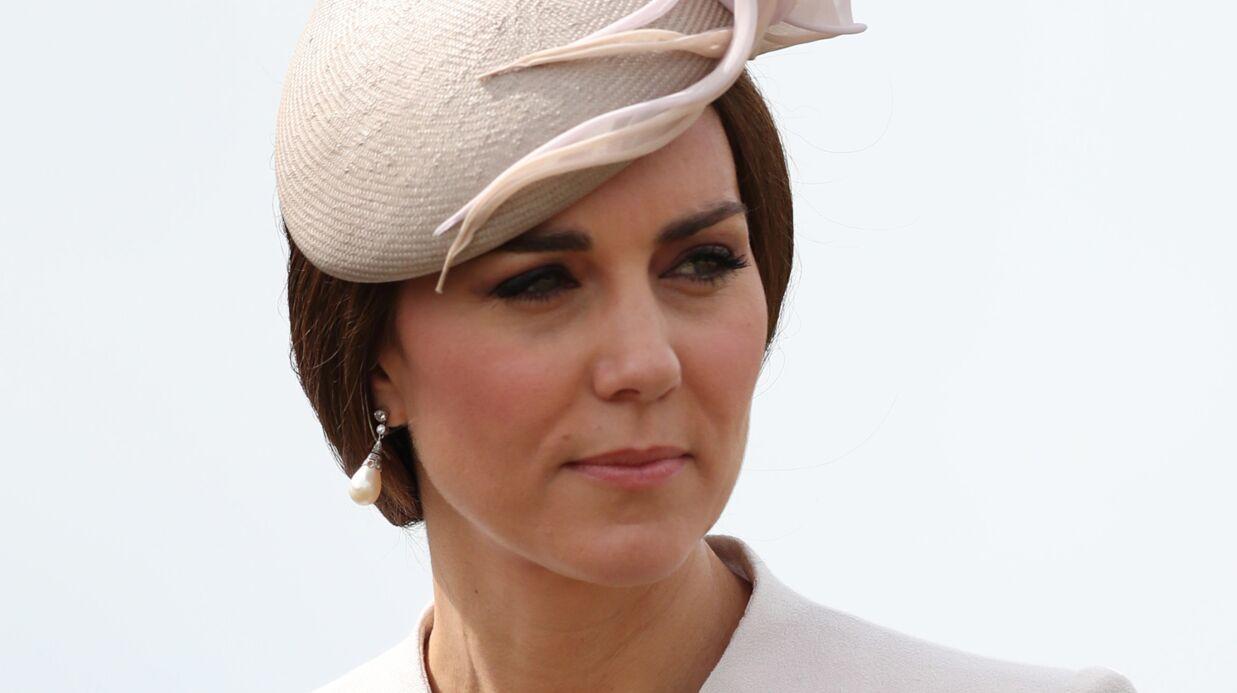 Kate Middleton «effondrée» d'avoir loupé la rentrée du prince George