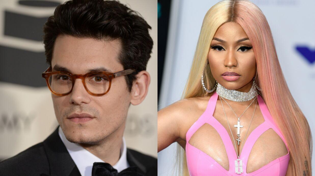 John Mayer drague Nicki Minaj sur Twitter, elle lui répond