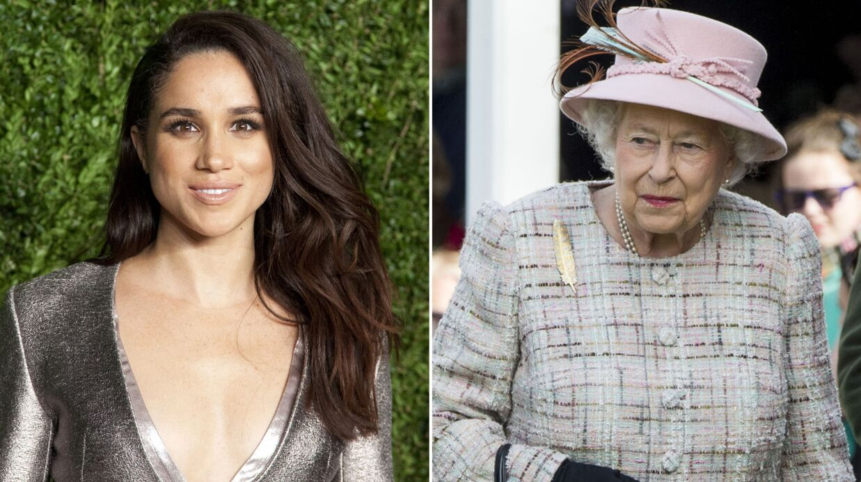 Les choses s'accélèrent: Meghan Markle a rencontré la reine Elizabeth II