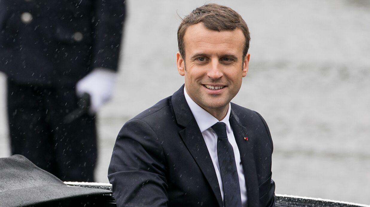 Emmanuel Macron: Le cadeau «très personnel» que lui a offert Jacques Chirac