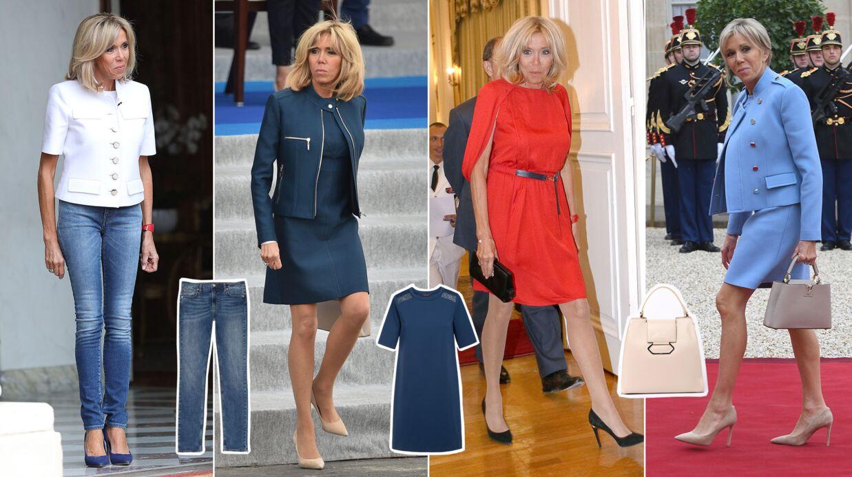 MODE Shoppez les looks de Brigitte Macron en moins cher