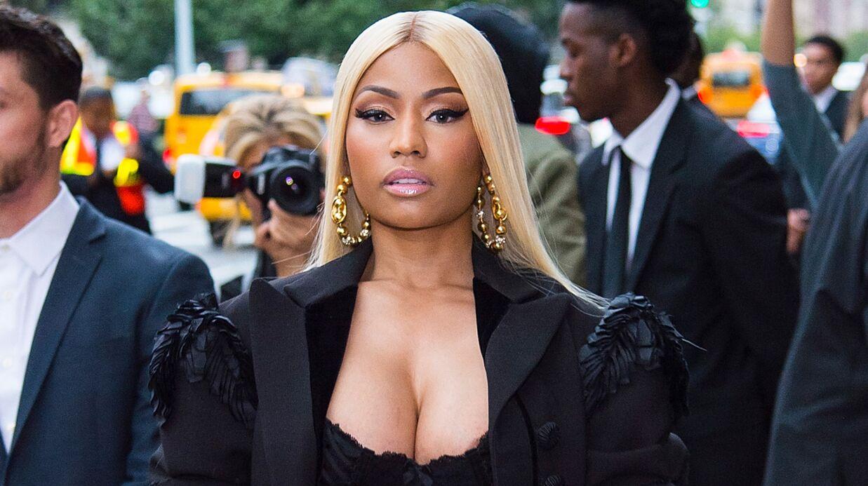 PHOTOS Nicki Minaj: sa tenue très hot en (faux) billets