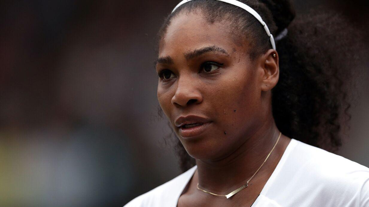 Serena Williams: son bébé a déjà un compte Instagram
