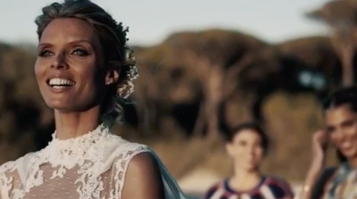 Sylvie Tellier: pour fêter ses deux mois de mariage, elle partage une vidéo de cette «journée magique»