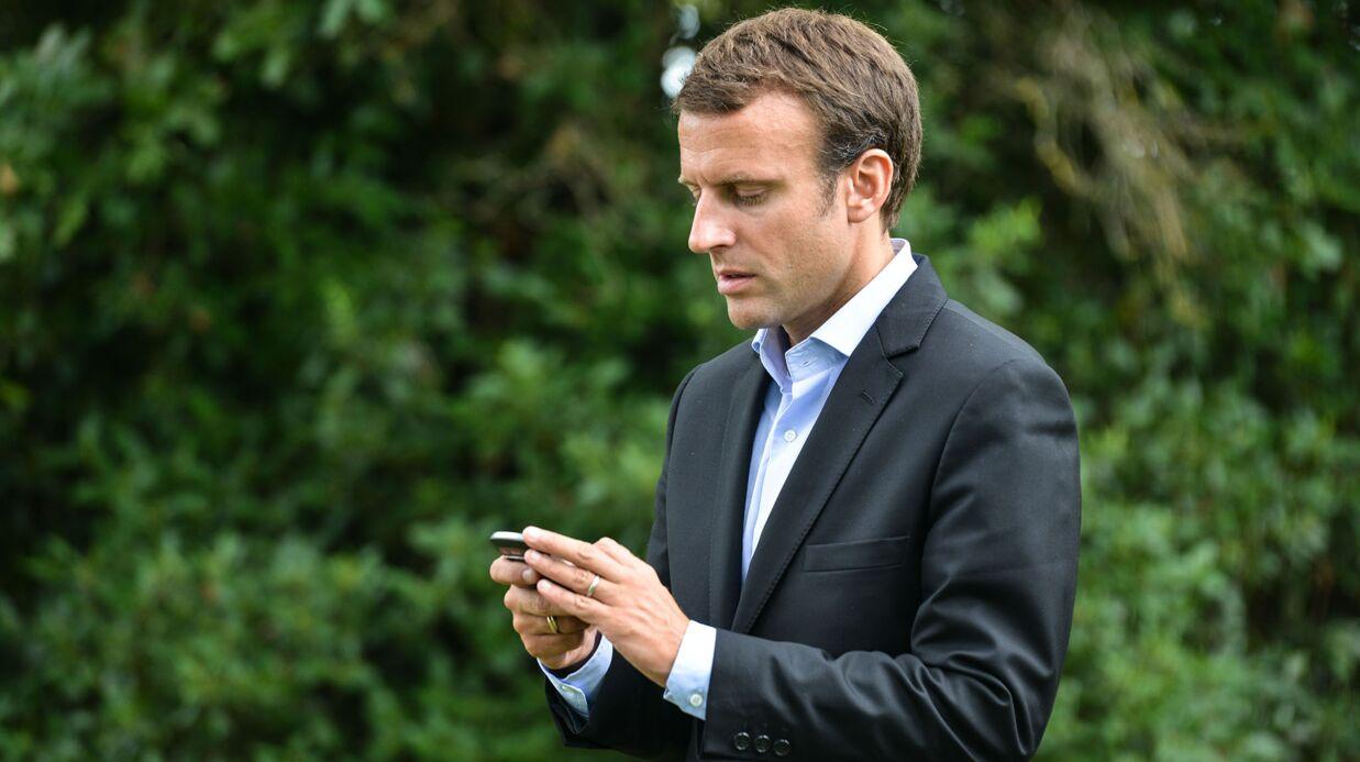 Emmanuel Macron: comment son numéro de portable personnel s'est retrouvé sur Internet