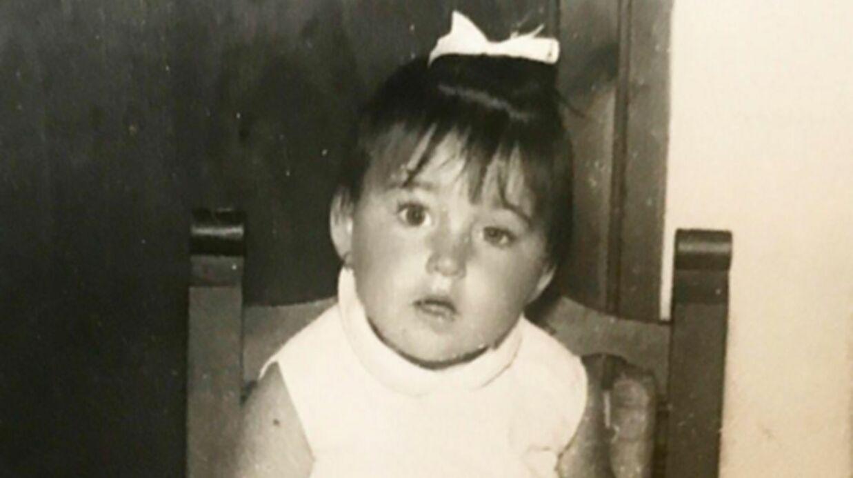 DEVINETTE Quelle actrice se cache derrière le visage de ce bébé?