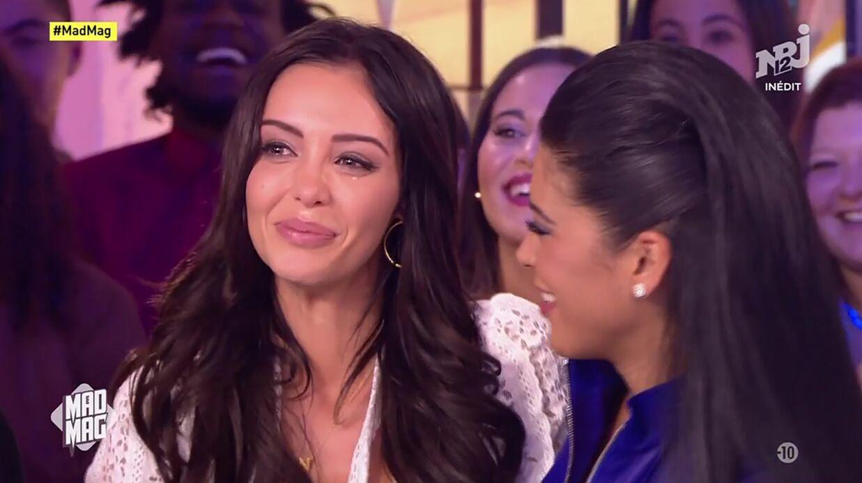 VIDEO Nabilla en larmes pour ses retrouvailles avec Ayem dans le Mad Mag