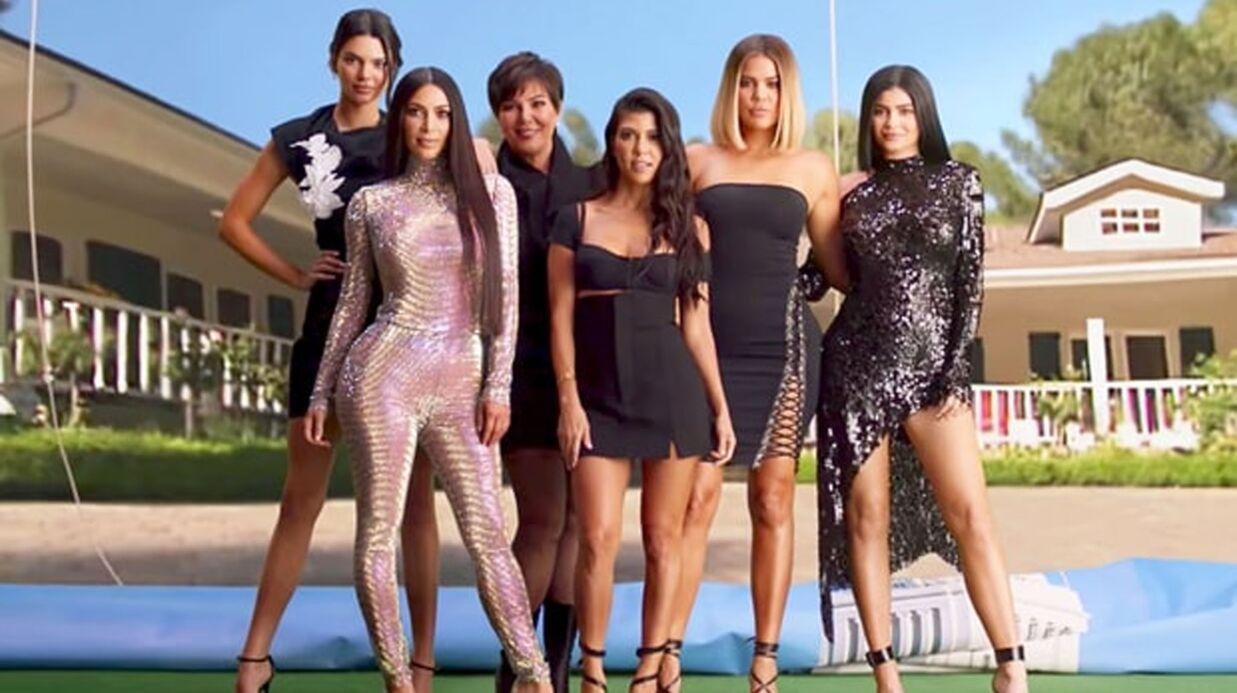 L'incroyable Famille Kardashian fête ses 10 ans et recrée son premier générique pour l'occasion