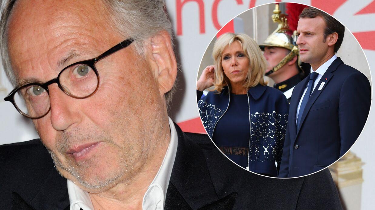 Vexé par Brigitte et Emmanuel Macron, Fabrice Luchini s'est vengé