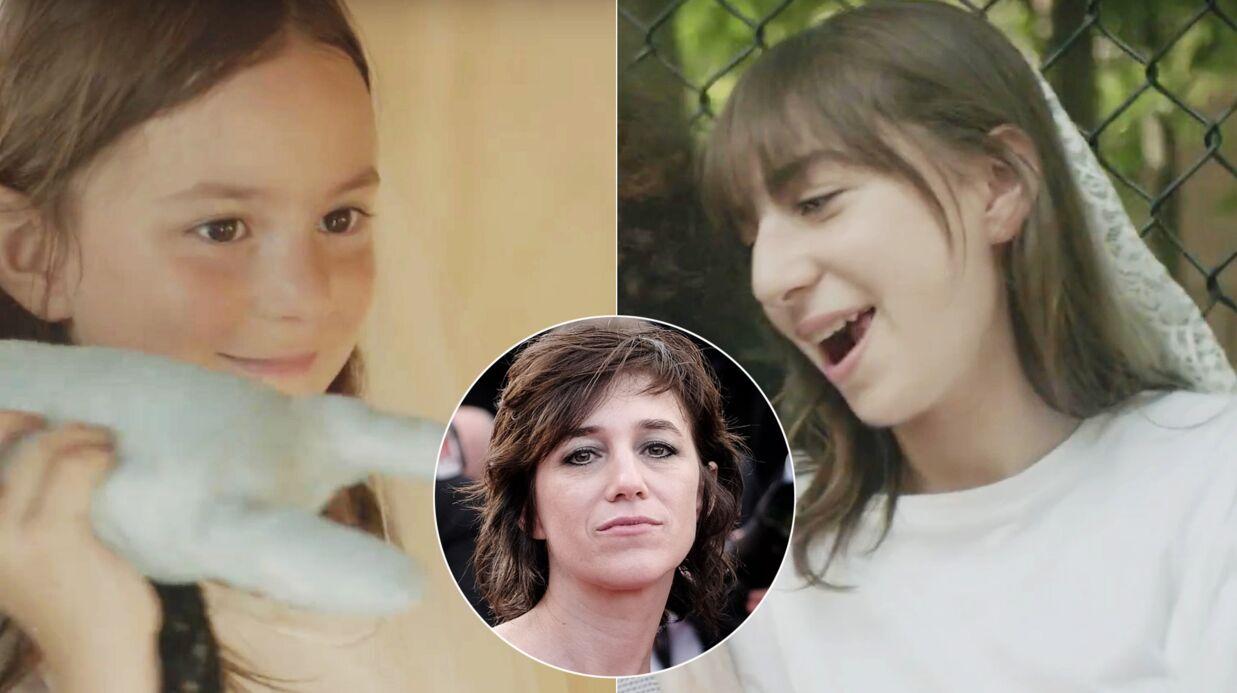 Charlotte Gainsbourg dévoile ses deux filles dans son nouveau clip
