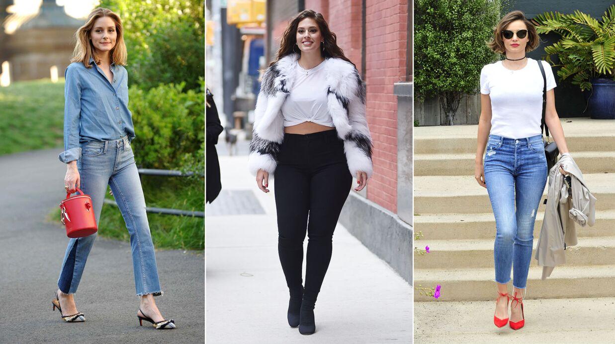 Mode: slim, boyfriend, droit, flare, 7/8ème…quel jean pour ma morphologie?