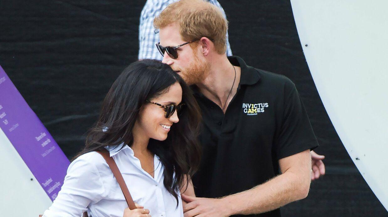 PHOTOS Le prince Harry et Meghan Markle s'affichent enfin ensemble aux Invictus Games