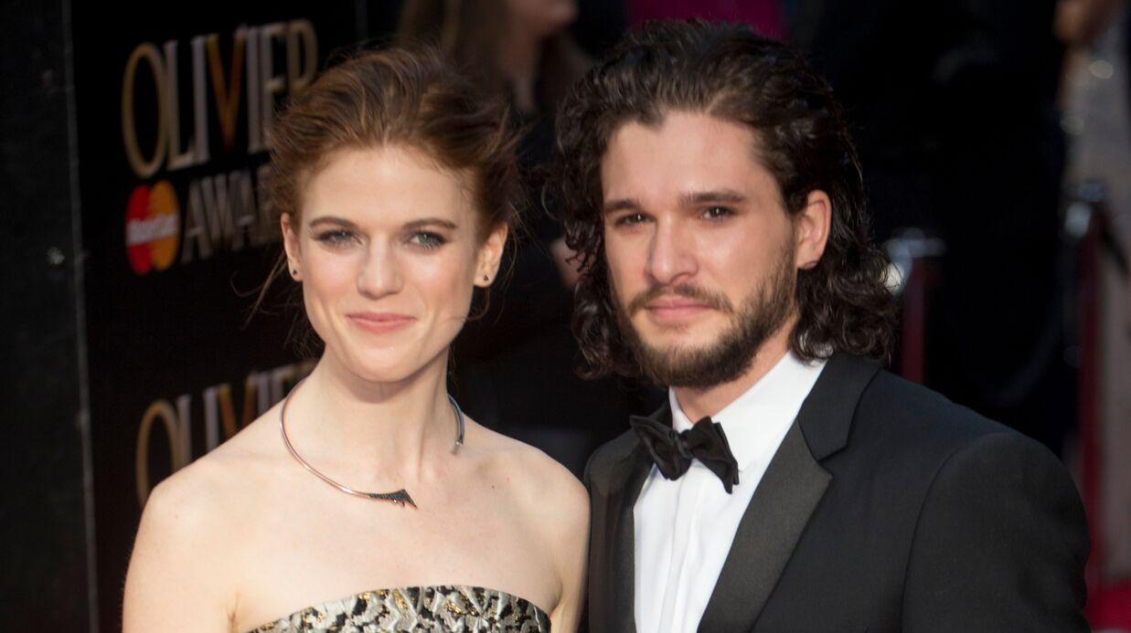 Game of Thrones: Kit Harington (Jon Snow) et Rose Leslie (Ygritte) se sont fiancés!