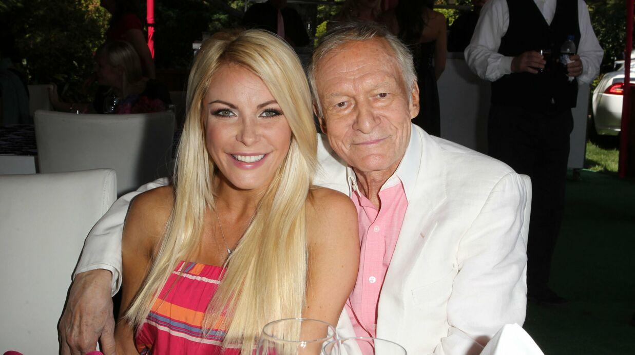 Hugh Hefner: sa veuve, Crystal Harris, pourrait ne rien toucher de son immense fortune