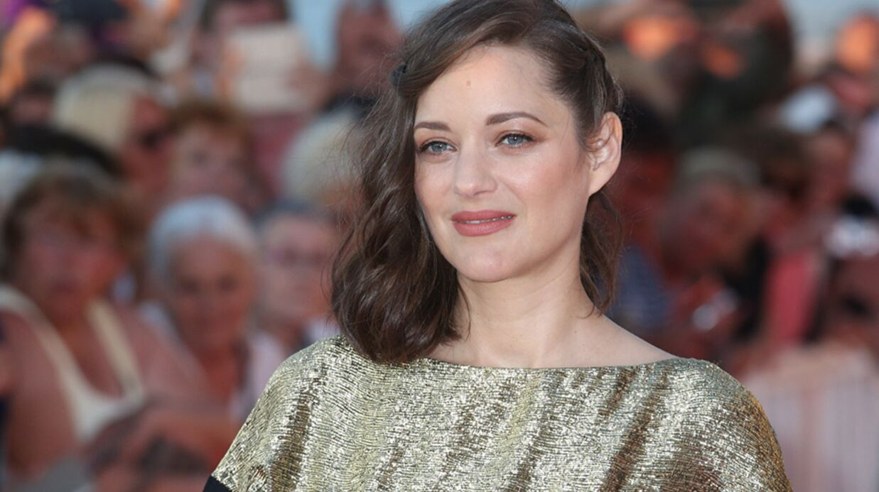 Marion Cotillard dévoile une adorable photo d'en­fance