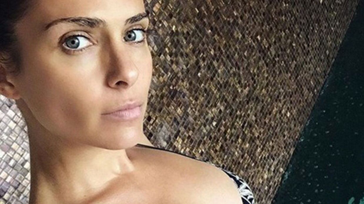 PHOTO Clara Morgane totalement nue, elle fait grimper la température