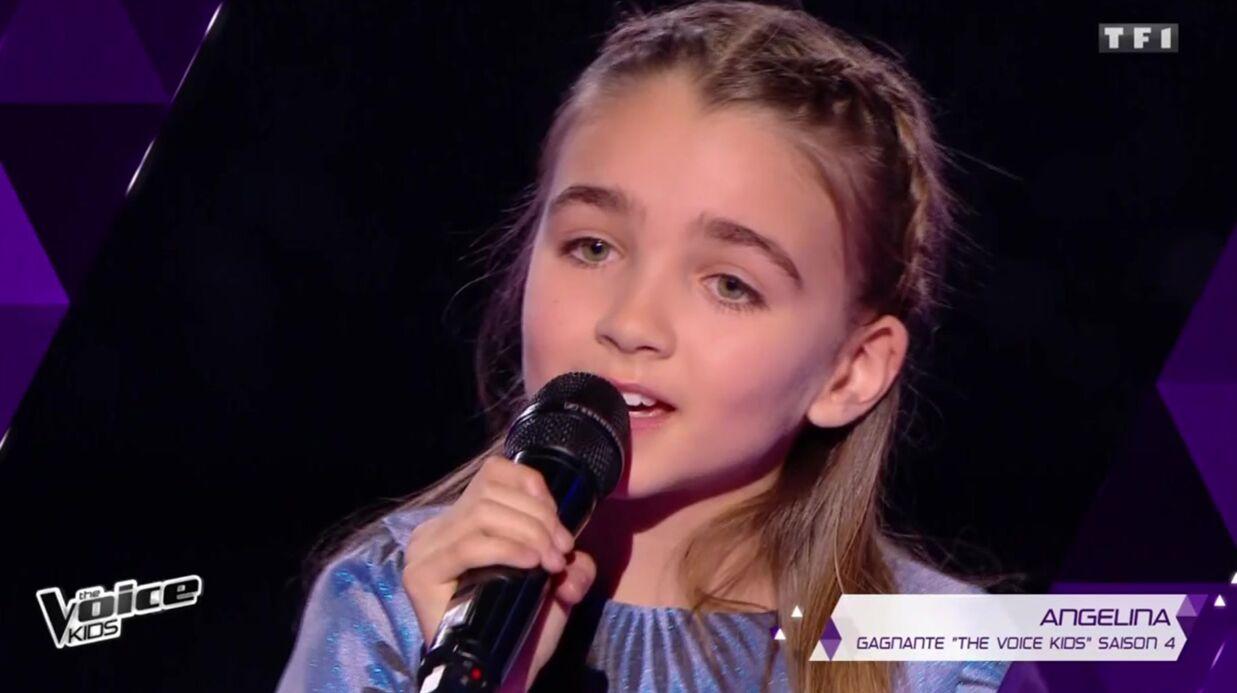 The Voice Kids: Angelina, la gagnante, est la star de son collège