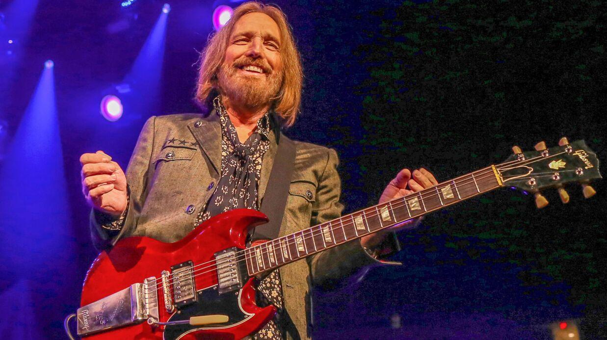 Mort de Tom Petty, légende du rock: les stars lui rendent hommage