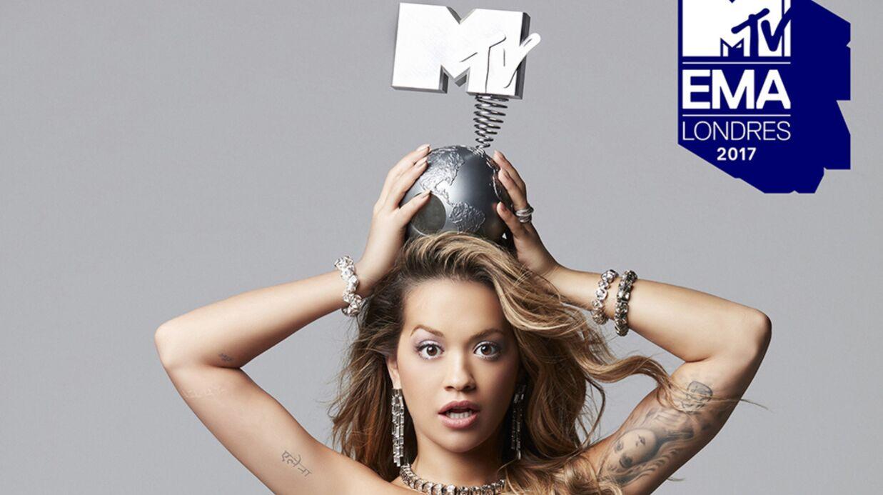 MTV EMA 2017: découvrez qui sont les nommés dans la catégorie «meilleur artiste français»
