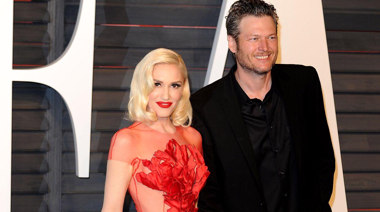 Gwen Stefani: Blake Shelton lui souhaite son anniversaire avec une demande bien particulière