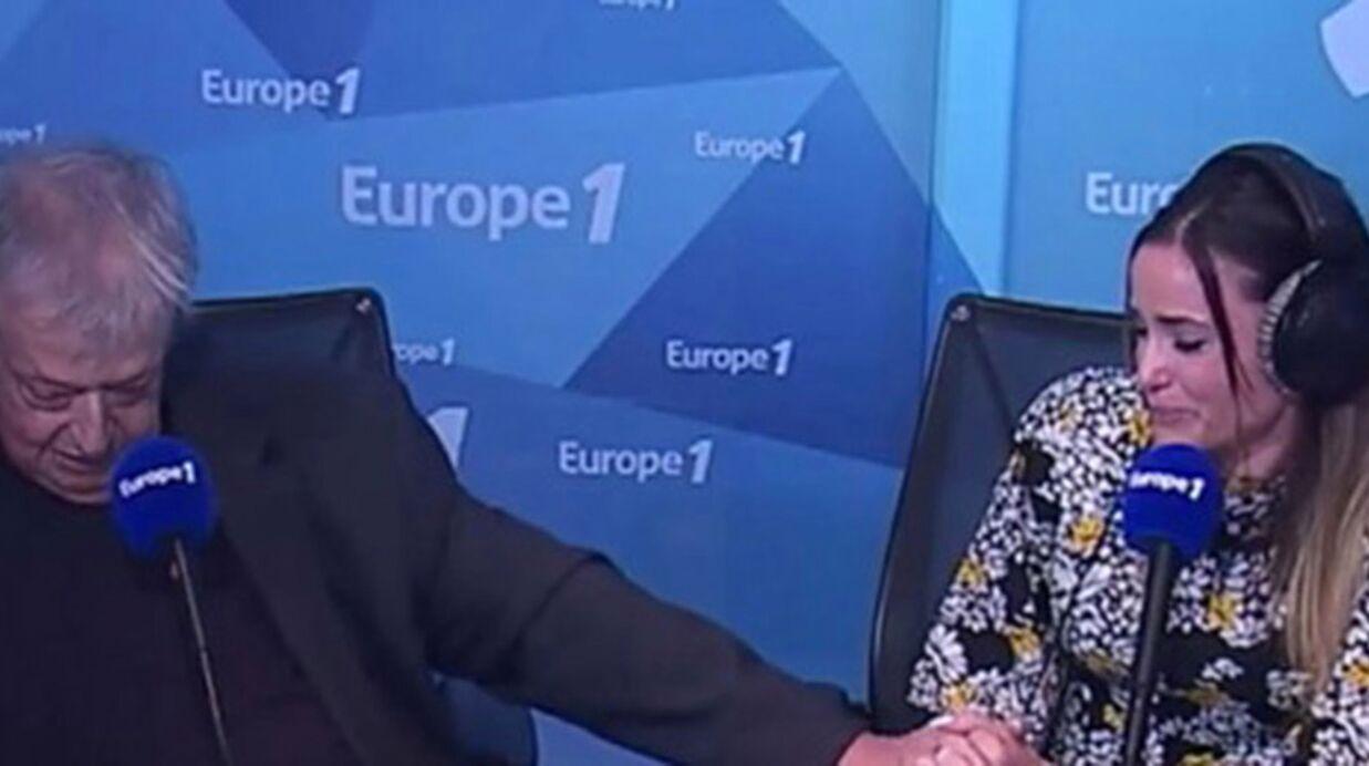 Capucine Anav en larmes sur Europe 1 à cause de Guy Carlier !